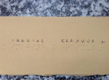 Imagine Braille